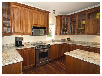 Chester Vacation House - Kitchen