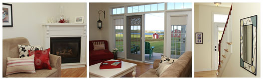 Emerald Isle Beach House ~ Prince Edward Island Beach House